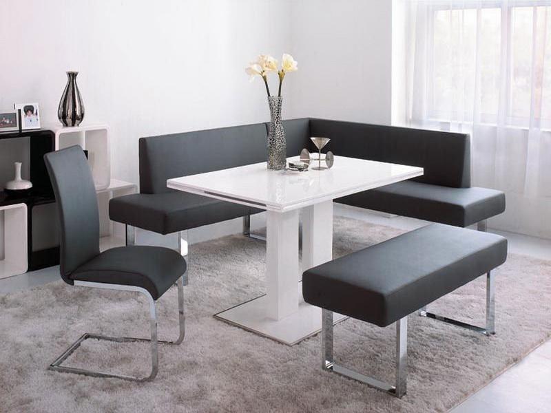 Corner Kitchen Table Contemporary Nfpxoji