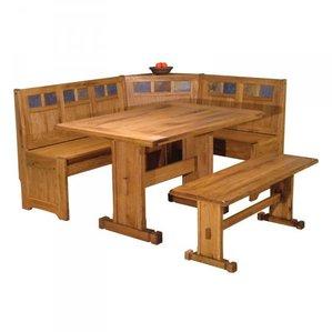 corner kitchen table nook sets   wayfair PITWRSE