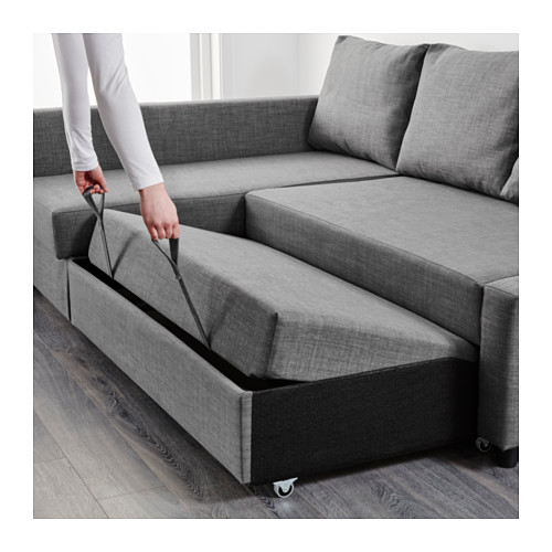 corner sofa bed ikea friheten corner sofa-bed with storage sofa, chaise longue and double  bed CISRQNU