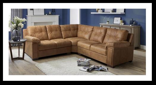 corner sofa brown sofas IHJFXZR