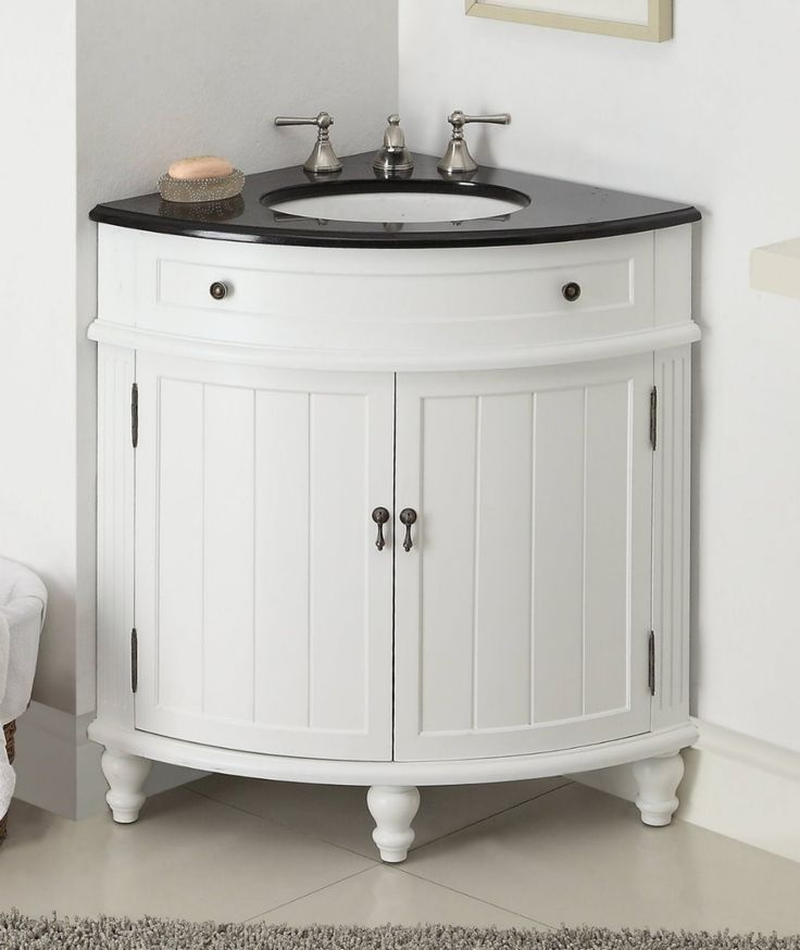 corner vanity 24u201d cottage style thomasville bathroom sink vanity model cf-47533gt MMGHUAN