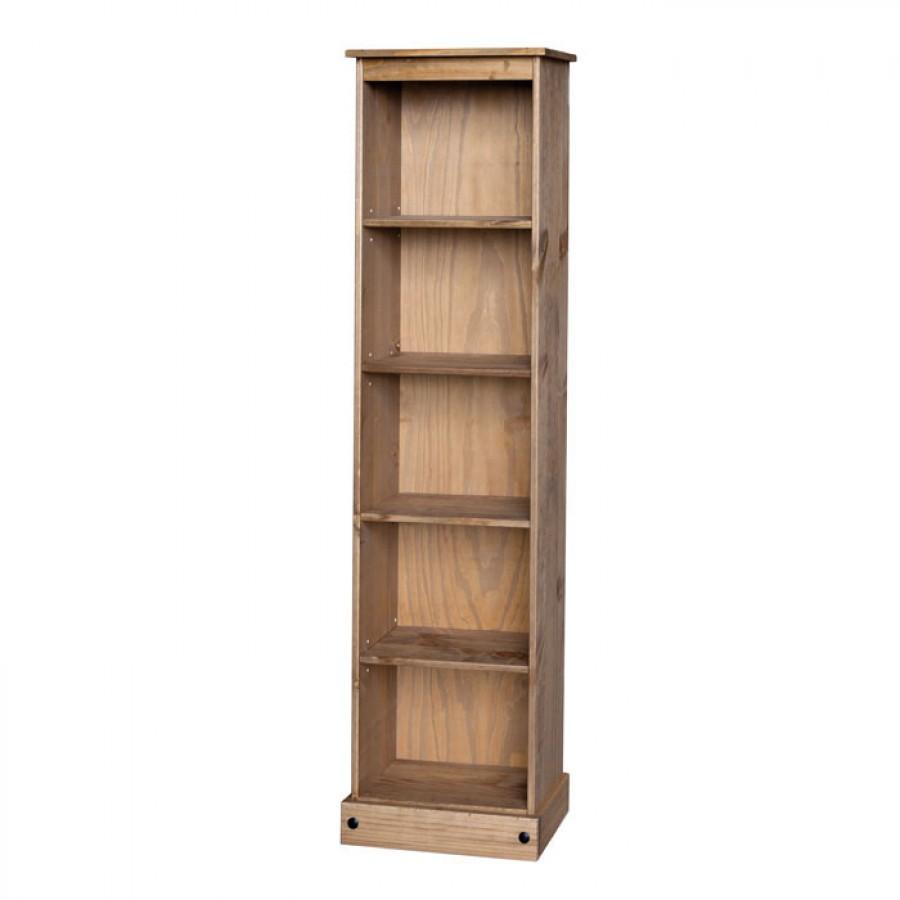 corona mexican pine tall narrow bookcase. loading zoom TWRLOWJ