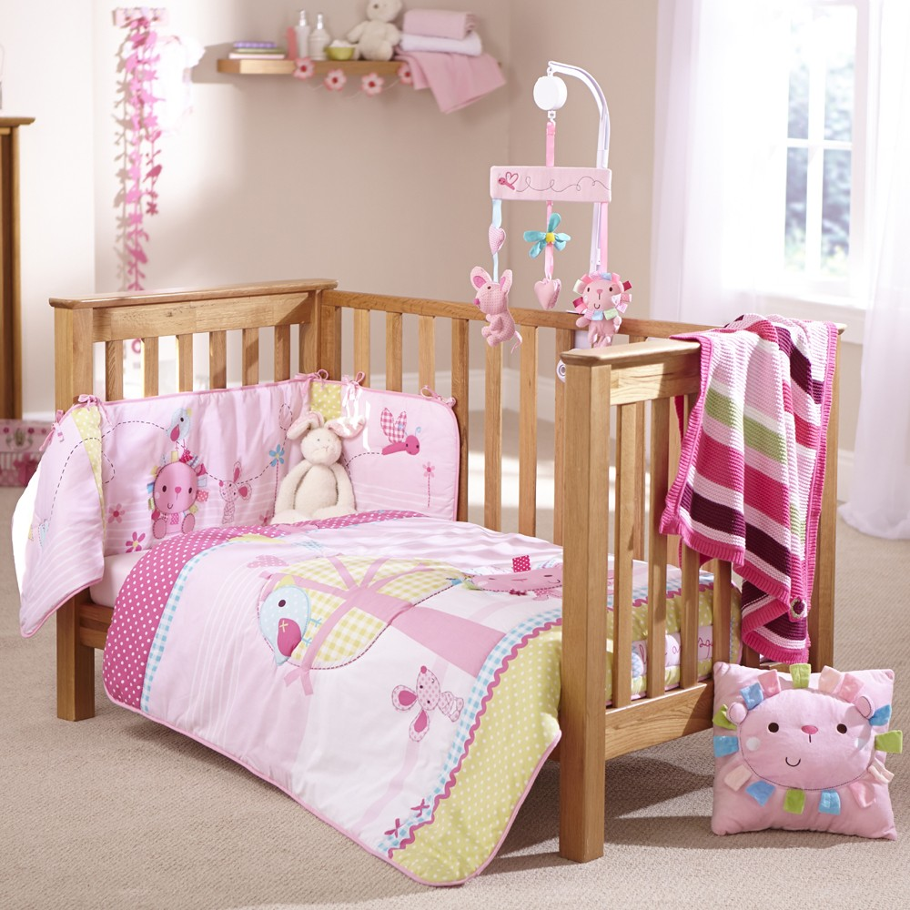 cot bedding sets clair de lune 2pc cot bed bedding set (lottie u0026 squeek) BSBPAQR