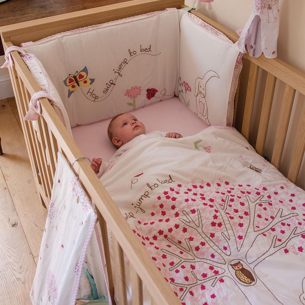 cot bedding sets cot bumper sets PKCCUZU