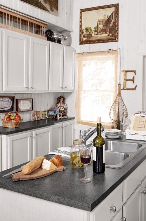 country kitchen decor 100+ kitchen design ideas - pictures of country kitchen decorating  inspiration KJFLINK