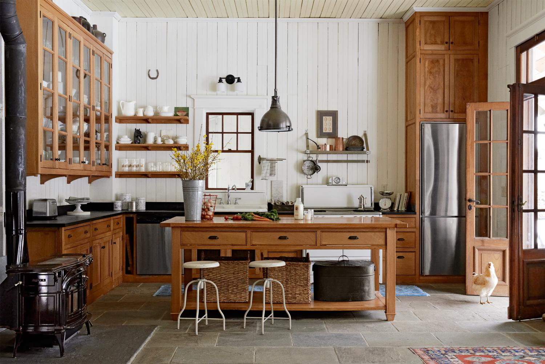 country kitchen decor 100+ kitchen design ideas - pictures of country kitchen decorating  inspiration OSSHWSJ