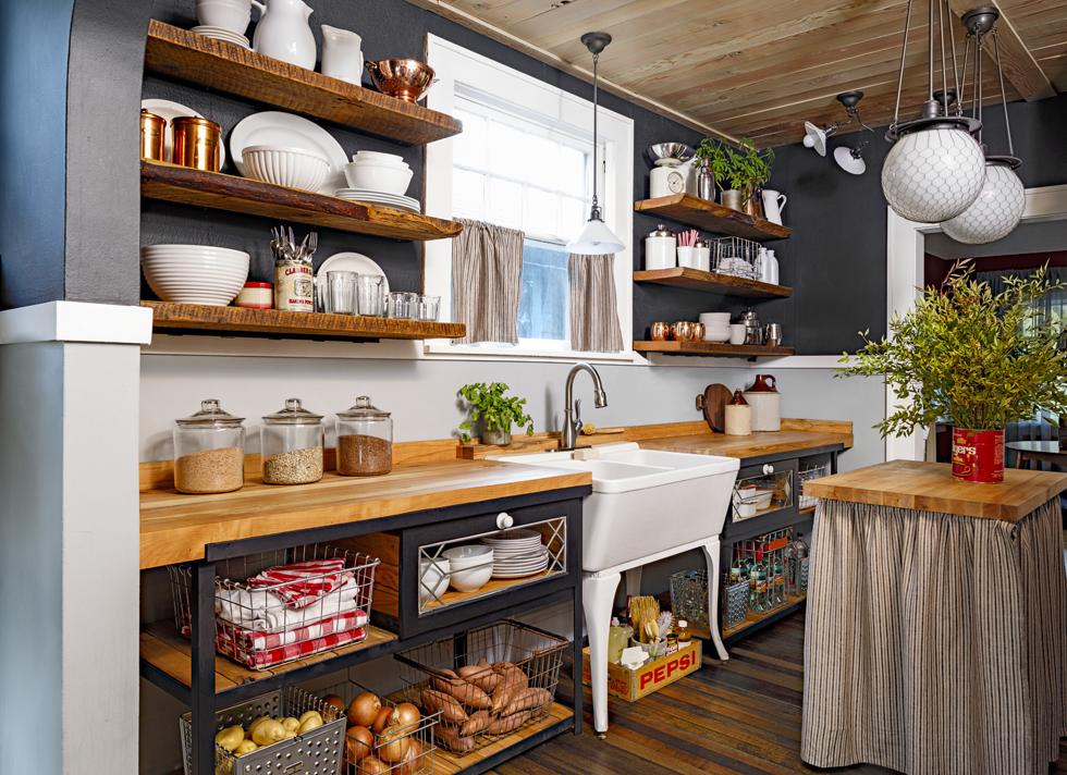 country kitchen decor 100+ kitchen design ideas - pictures of country kitchen decorating  inspiration PBTBIQI