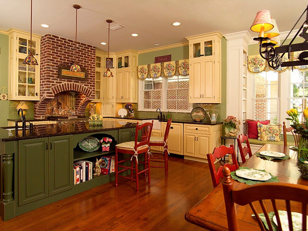 Country Kitchen Décor Tips