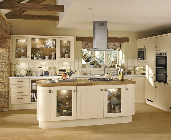 cream kitchens burford cream PBTRFZT