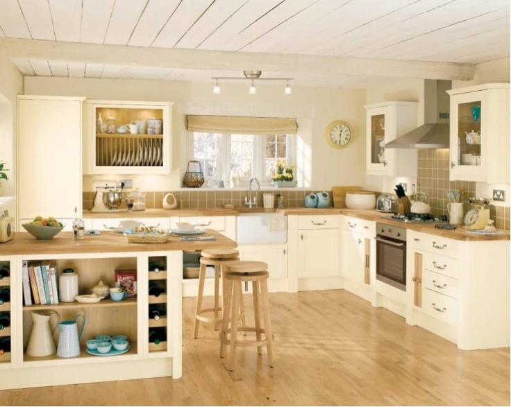 Cream Kitchens: The Best Thing For Your House