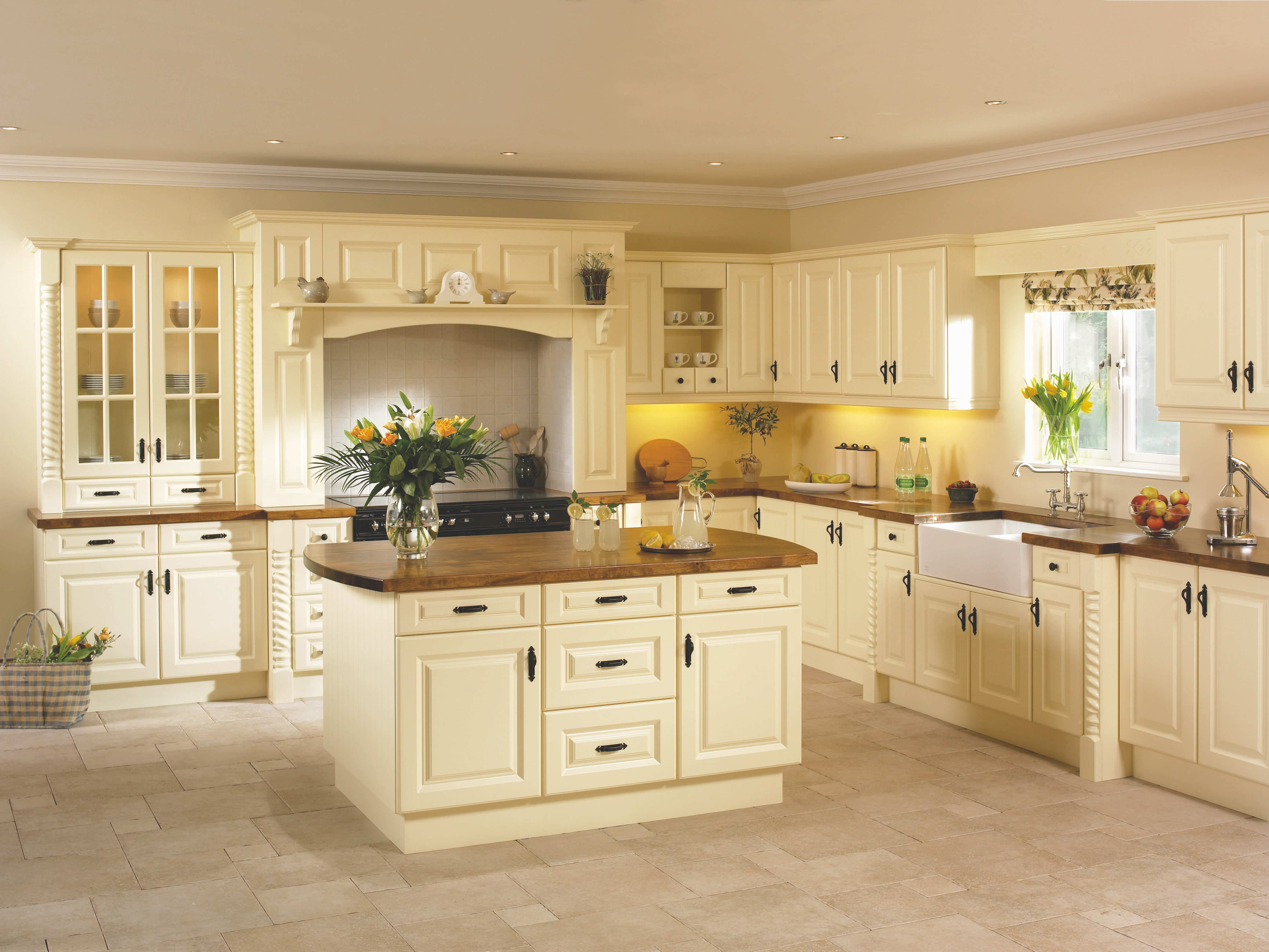 cream kitchen island cream kitchens the best thing for your house goodworksfurniture 7568