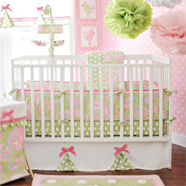 crib bedding for girls girls crib bedding sets OBVSEHX