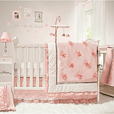 crib bedding for girls image of the peanut shell® arianna crib bedding collection EAODKST