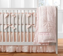 crib bedding for girls monique lhuillier sateen ethereal butterfly baby bedding BJZFCUH
