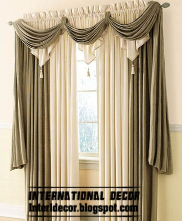 curtain designs top catalog of classic curtains designs, models, colors in 2013 YRMMXID