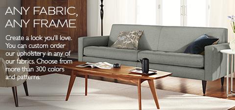 custom sofa ... room u0026 board custom upholstery ... XJVFROZ