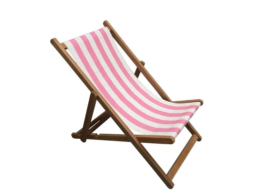 deck chairs pink and white stripe deckchairs HPXKBZP