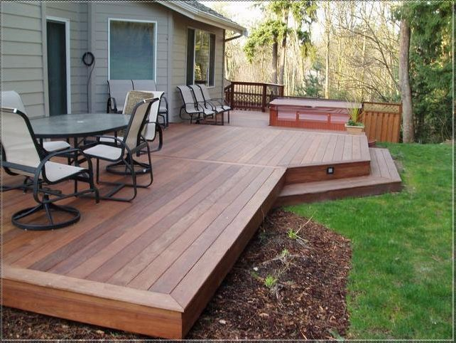 deck designs best 25 backyard deck designs ideas on pinterest backyard decks SSSHBBL