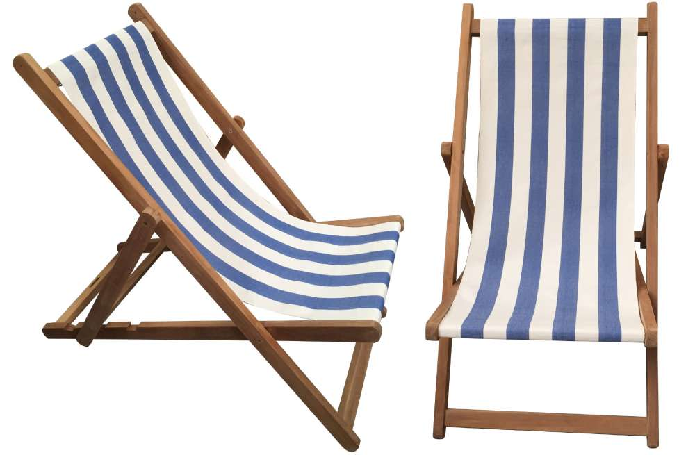 deckchairs | buy folding wooden deck chairs | the stripes company united MGPPPNW