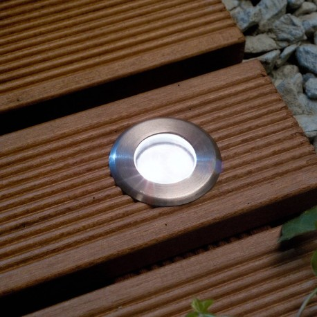 decking lights techmar astrum white garden 12v led uplights UBVXAEB