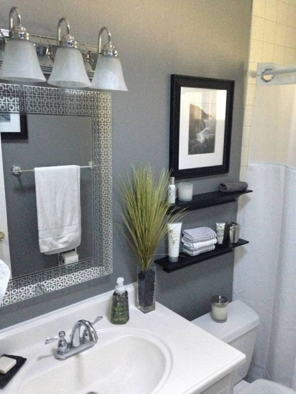 decorating ideas for bathrooms small bathroom remodel by earnestine JWXBAKH
