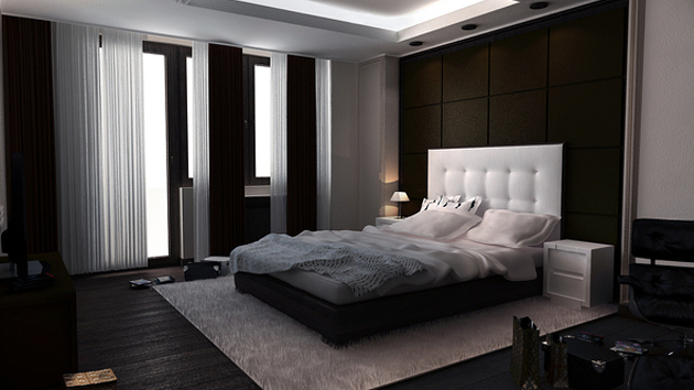 designer bedrooms 16 relaxing bedroom designs for your comfort | home design lover LMHVTFZ