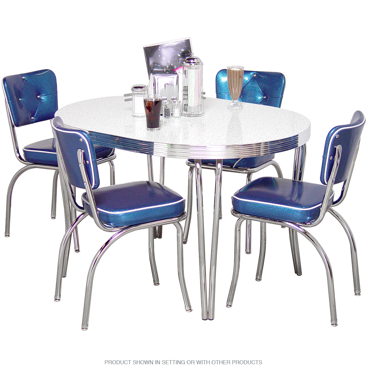 dinette sets zoom BLOHTRW