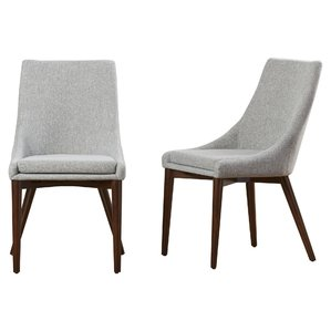 dining chairs bergevin parsons chair (set of 2) ZNVICBY