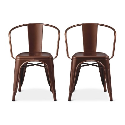 dining chairs carlisle metal dining chair - threshold™ MUPNHYE