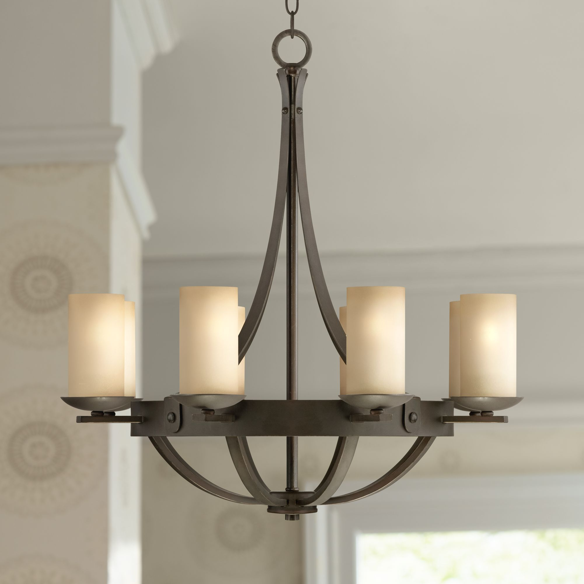 dining room chandeliers sperry bronze 28 TTHZCAL