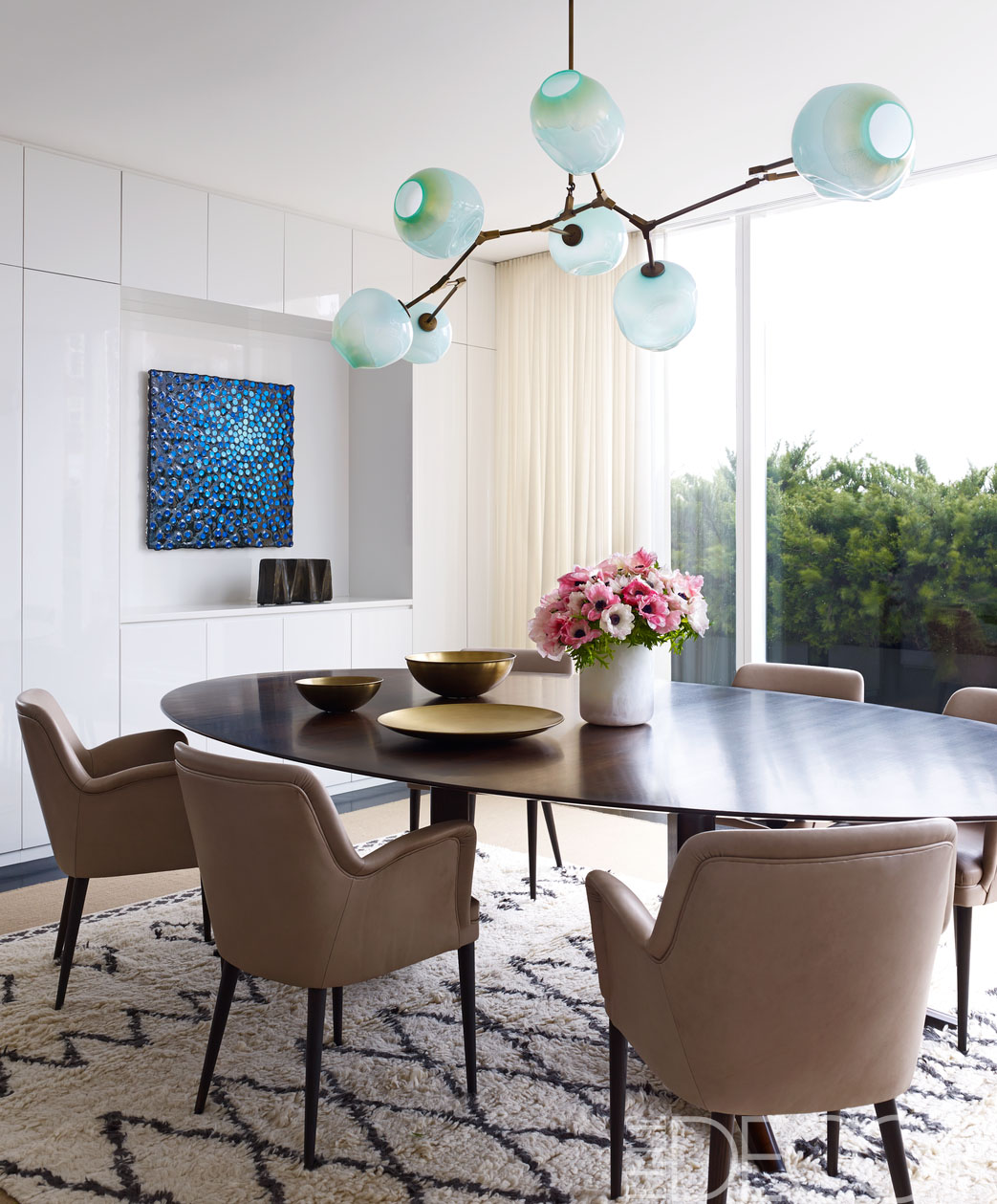 Various ways to get dining room décor