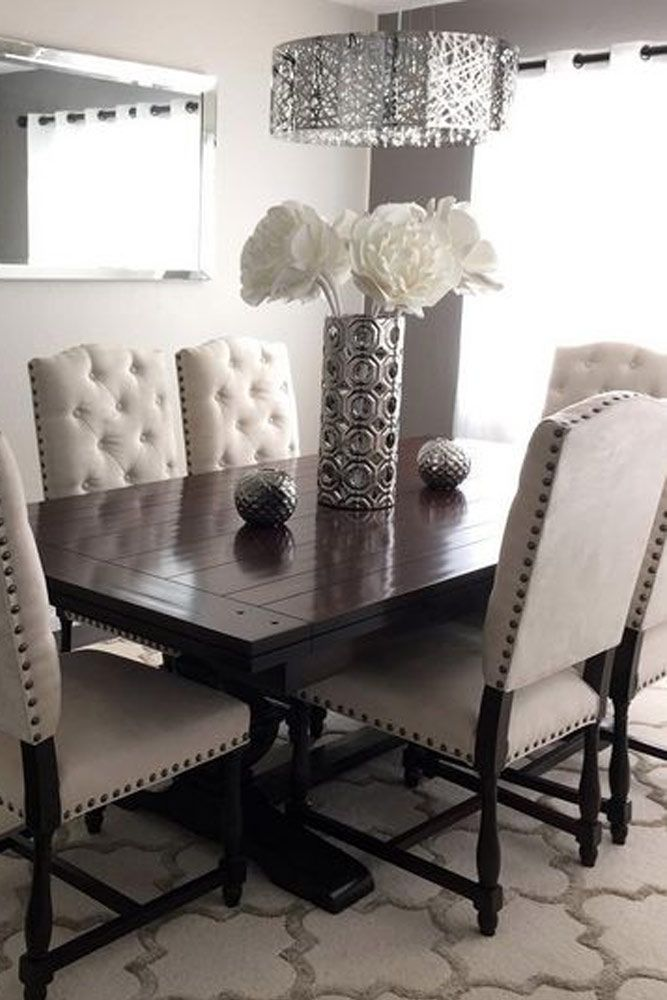 dining room decorating ideas 24 elegant dining room sets for your inspiration VEANTYL