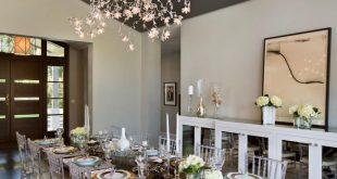 dining room lighting designs | hgtv XYSIEMR