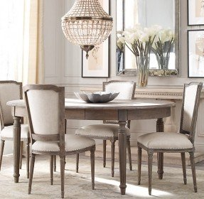 dining table and chairs $995 on sale. regular $1,299. YVBOUZJ