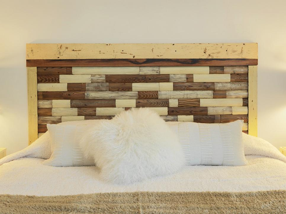 Ways to get the best DIY headboards