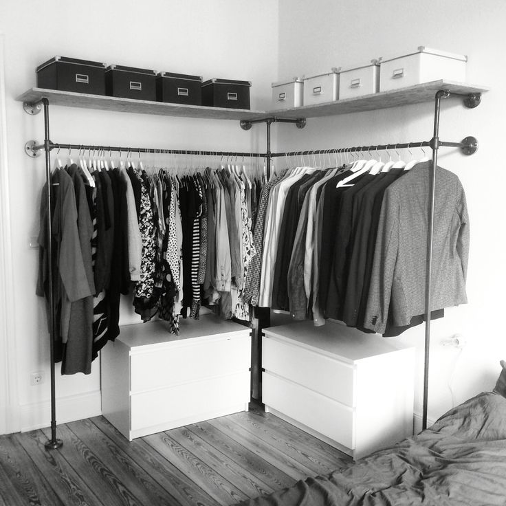 diy wardrobes open wardrobe frame duo high, manufactured by various. ZAYRMRN