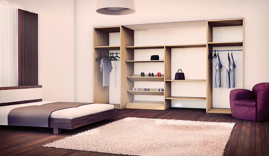 Appoint the experts for diy wardrobe