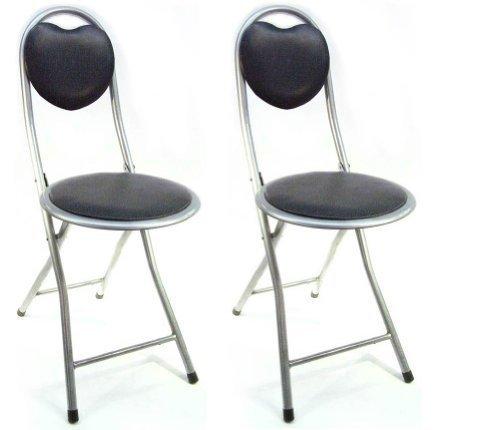 dlux small folding chairs TCAJIYV