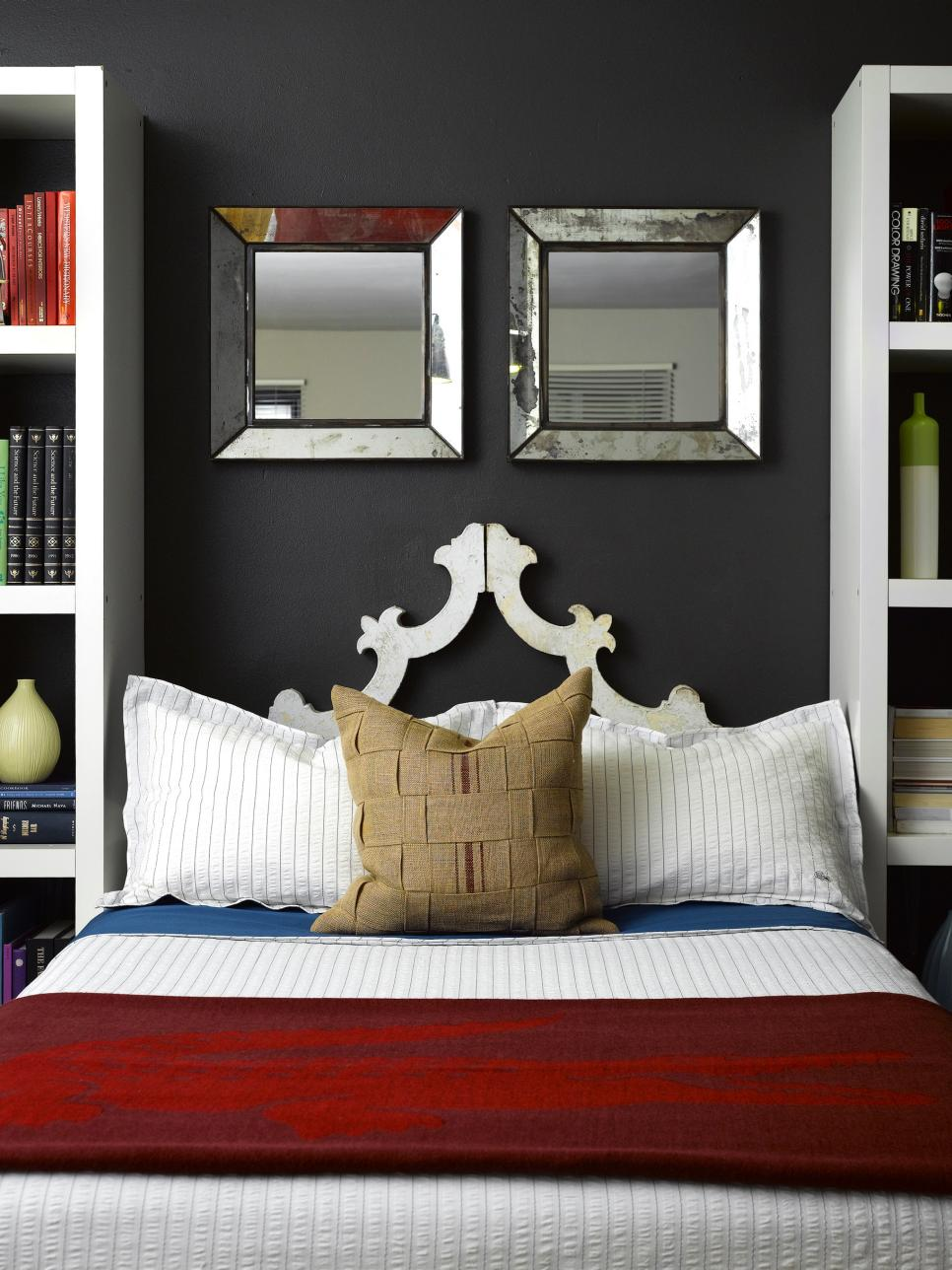 dreamy bedroom mirrors | hgtv WJMQUVH