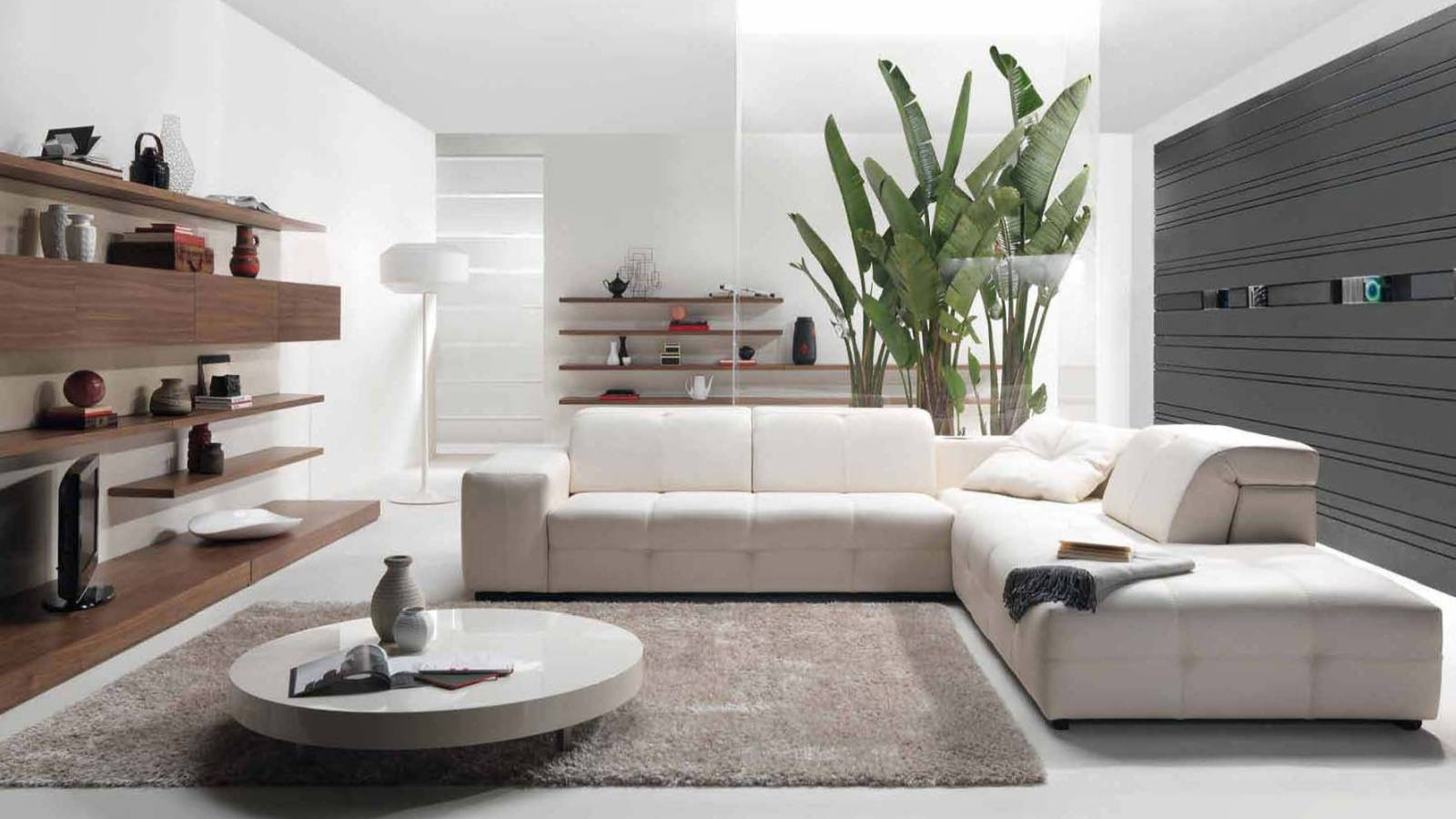 elegant contemporary living room furniture with variety of hues and shading  blend OPSKNTW
