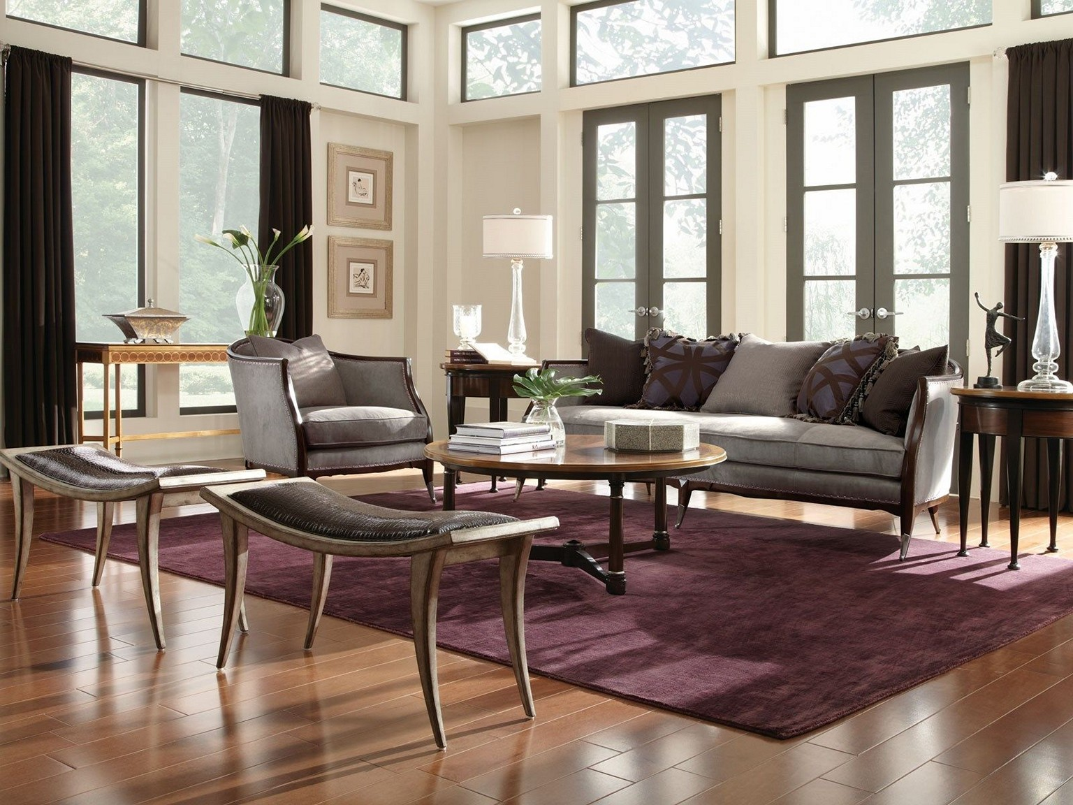 elegant furniture for living room IGKJZET