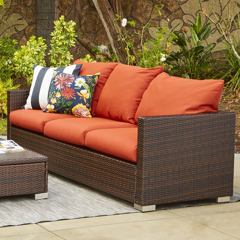 ellie outdoor sofa with cushions LRTWAFR