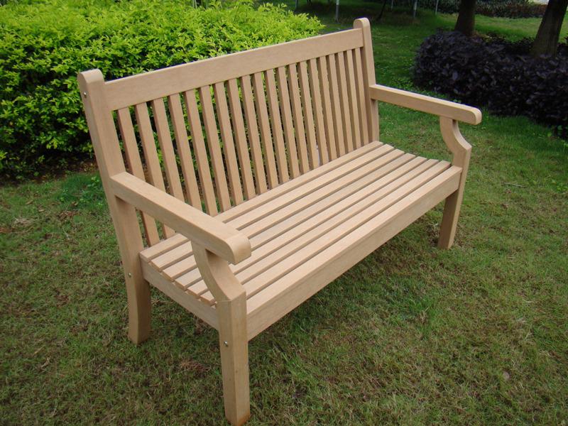 enhance your garden with wooden garden benches OGABNRF