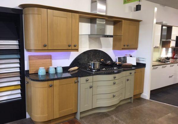 ex display kitchens rrp £5500 broadoak second nature ex display kitchen, granit. NQRYFRT