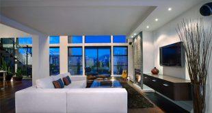 family room modern family rooms UARKRIK