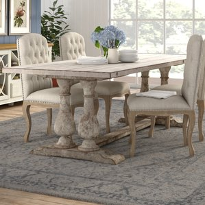 farmhouse dining room table farmhouse dining tables | birch lane OLCQYVY