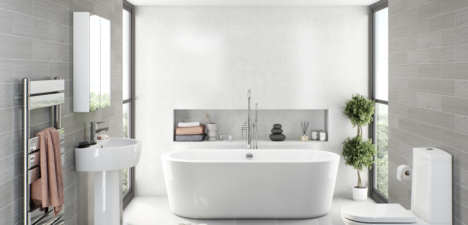 fitted bathrooms how much should you pay to have a bathroom fitted? PAXLRCZ