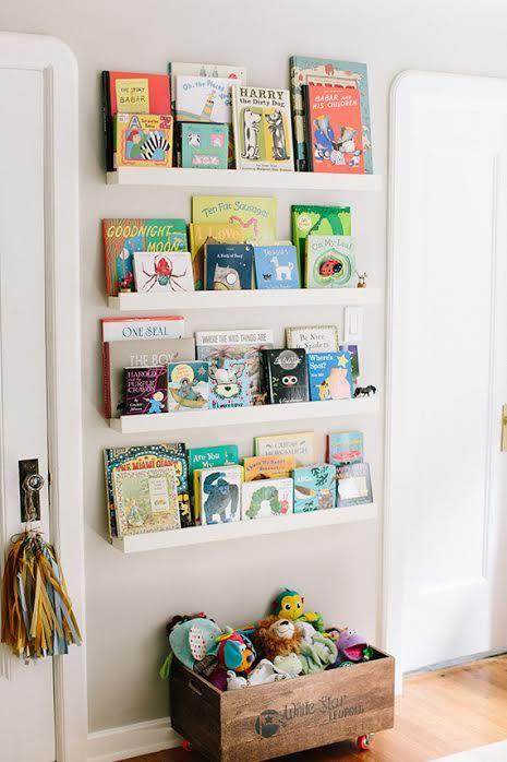 floating bookshelves HEZBSII