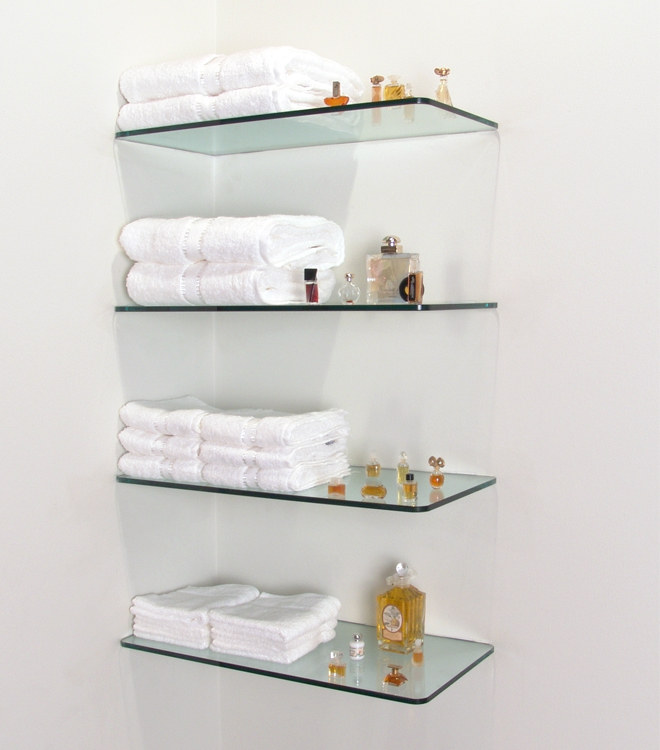 floating glass shelves home - glass shelving CDWPVLT