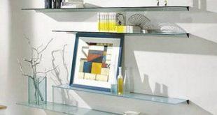 floating glass shelves modern glass interior. salon shelvesdublin apartmentfloating ... PJWOTEN